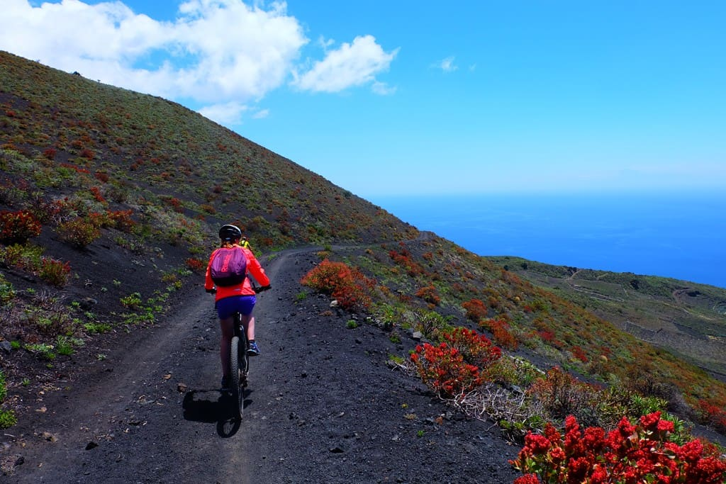 MTB 01. Land of volcanoes and wine | Saturdays | 45€ | Includes: MTB + Guide
